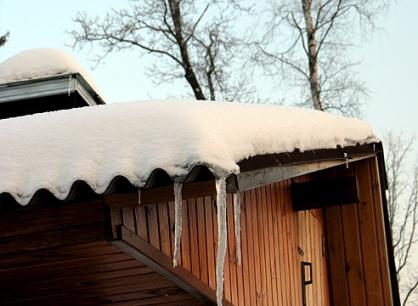 ВОренбургской области восьмилетняя девочка погибла, провалившись вдыру накрыше