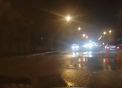 Первопричиной потопа вОренбурге стало повреждение трубопровода