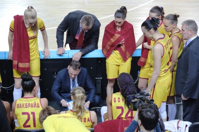 Баскетболистки УГМК обыграли «Прагу» и вышли в финал Евролиги