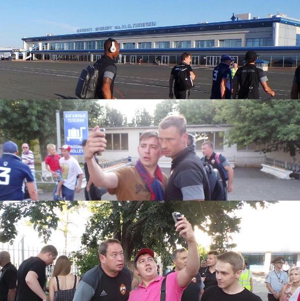 ЦСКА одержал первую победу вчемпионате Российской Федерации