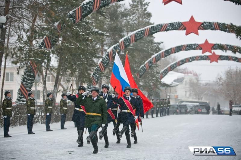 Полтавченко поздравил героев Отечества