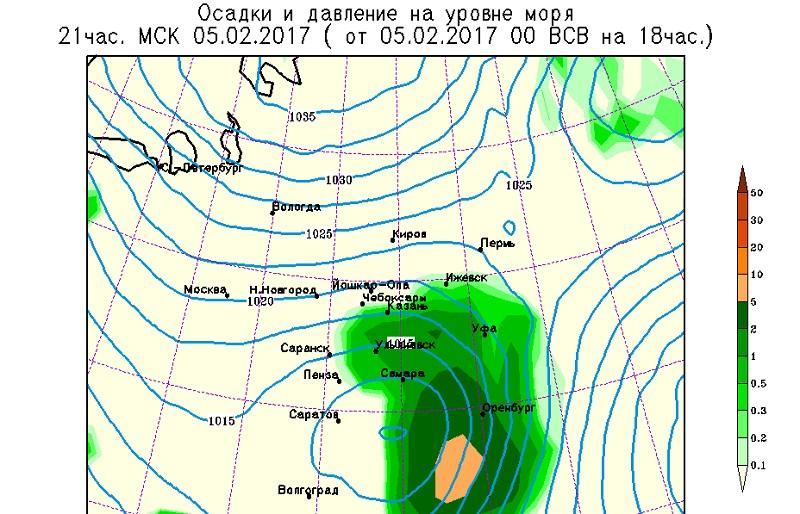Сильный снег и ветер: в Оренбуржье ожидается резкое ухудшение погоды