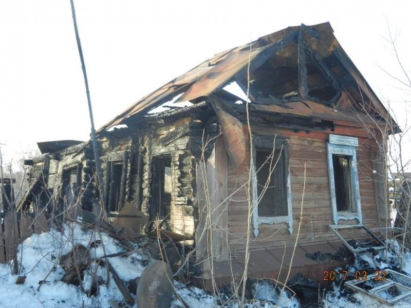 Бузулукская студентка спасла человека изгорящего дома