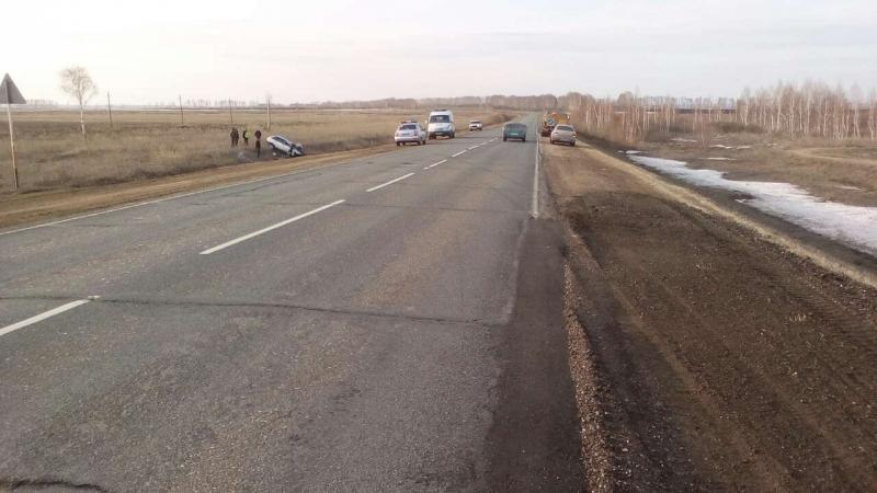 Натрассе Оренбург— Казань повине нетрезвого водителя умер пассажир