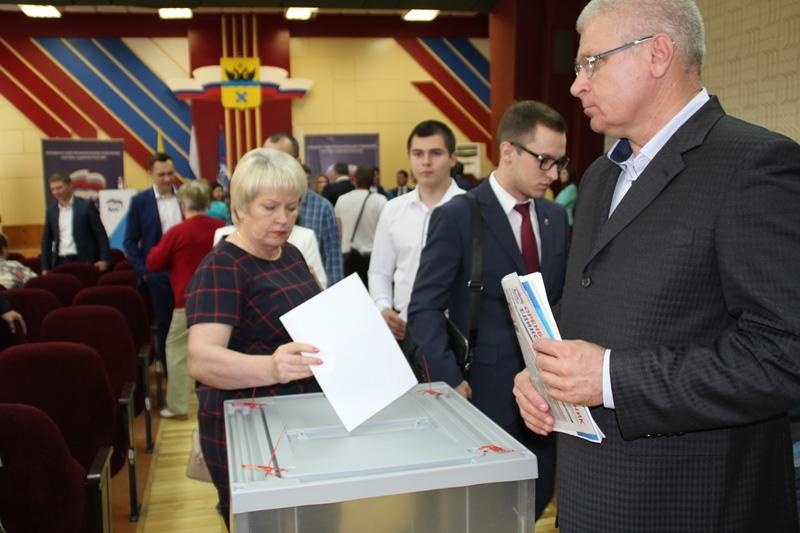 ВКусе пройдет предварительное голосование