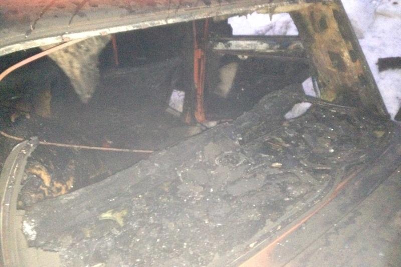 ВКувандыке мужчина сгорел всалоне собственного автомобиля