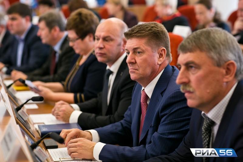 Андрея Шевченко выбрали сенатором отОренбургской области