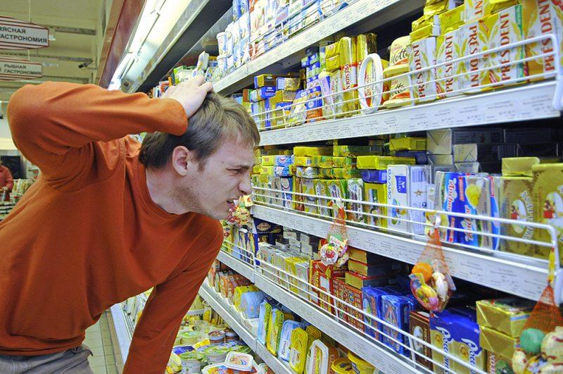 В продуктах оренбургского «Магнита» обнаружили личинки мух