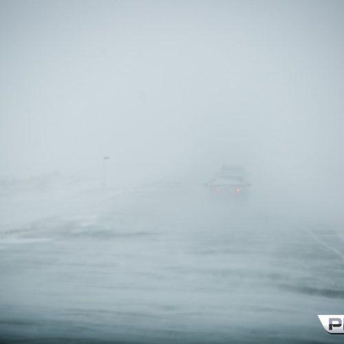 Из-за метели перекрыли две оренбургские трассы и два пути из Казахстана