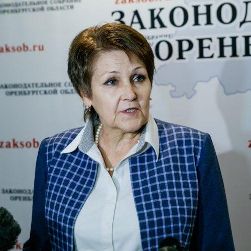 Татьяна Шукурова: Новые правила обязательного медицинского страхования защитят права оренбуржцев
