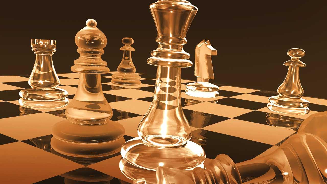 Шахматы в картинках