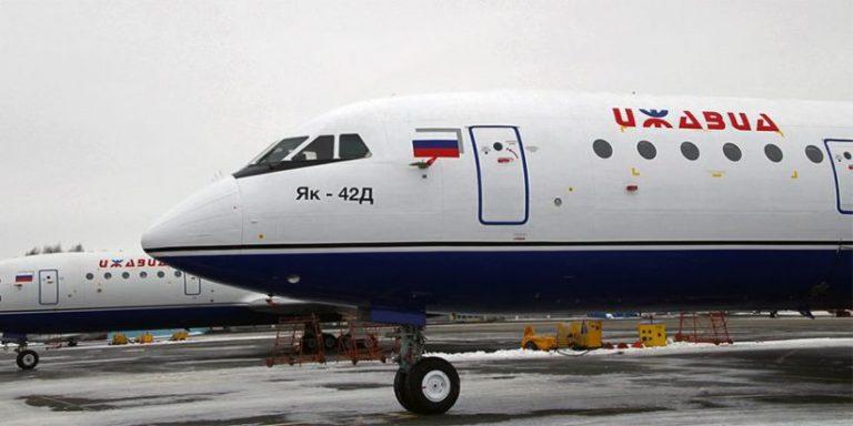 «Ижавиа» заменит «Саратовские авиалинии» на маршруте Орск ...