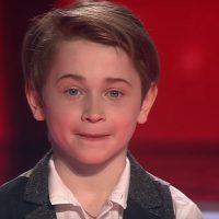 Рутгер Гарехт из Оренбурга стал финалистом шоу «Голос. Дети»