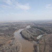 Обратный отсчет: до вскрытия рек в Оренбуржье осталось меньше недели