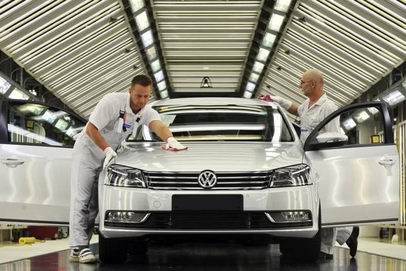 Фольксваген и Шкода отзовут из РФ свыше 132 тыс. машин