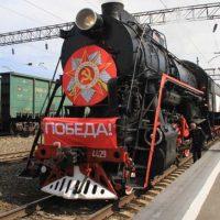 Ретро-поезд ко Дню Победы посетит Оренбург и Орск