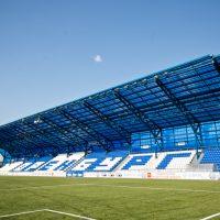 Стадион «Газовик» расширят до 12000 мест
