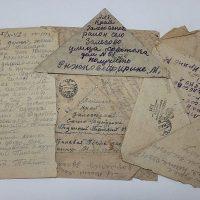 «Алексей, я на тебя обижаюсь…» Проект «Письма на фронт» ищет родственников семьи Сустиных