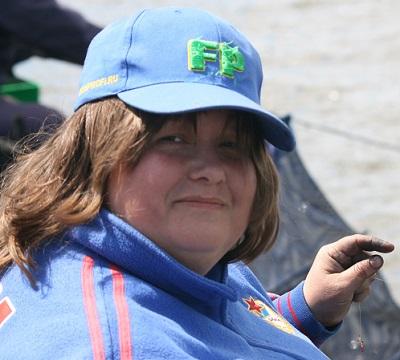 Философия рыбалки: женщина и удочка