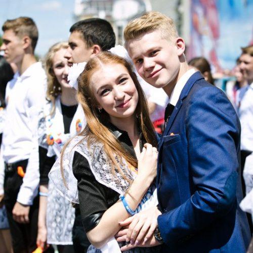 Прощай, школа: RIA56 публикует фото выпускников Оренбурга