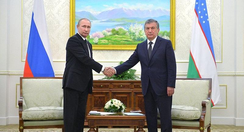 Владимир Путин запланировал визит вУзбекистан— RIA56