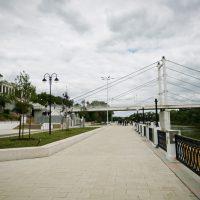 Оренбург получил 100 миллионов рублей на реконструкцию набережной