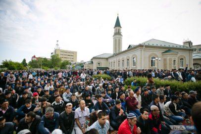Мусульмане 13 мая отмечают праздник Ураза-байрам