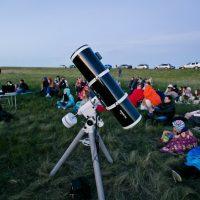 «Смотри на звезды» наблюдали запуск ракеты с космодрома Плесецк