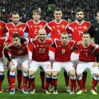 Сборная России стартует на ЧМ-2018 с матча с Саудовской Аравией