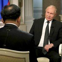 Путин назвал фаворитов ЧМ-2018 по футболу в интервью китайским СМИ