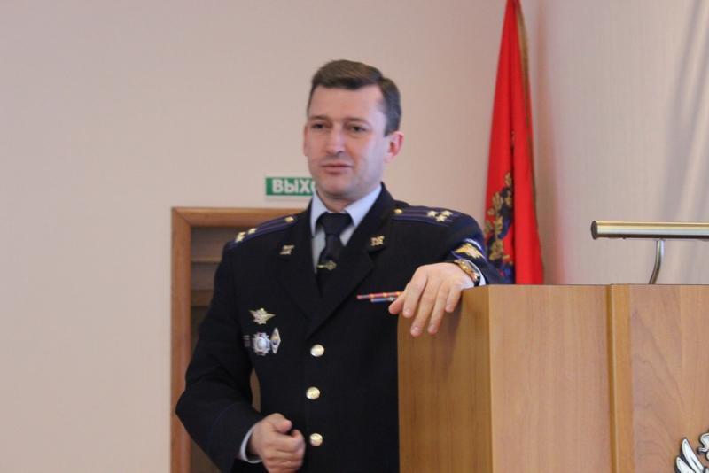 И. о. руководителя УМВД Оренбуржья назначен Александр Вохмянин