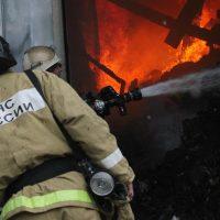 В МЧС заявили о росте количества пожаров в Оренбуржье