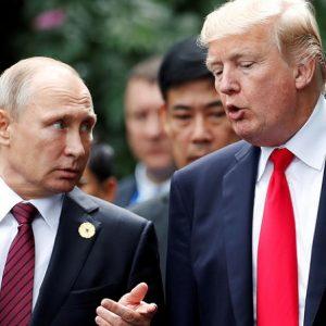 Путин и Трамп проведут трехчасовые переговоры в Хельсинки