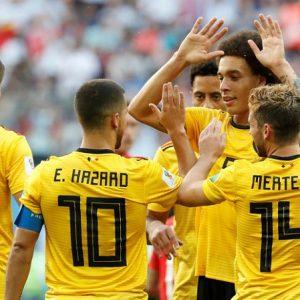 Сборная Бельгии выиграла бронзу ЧМ-2018