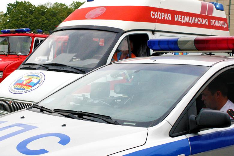 В Асекеевском районе «Нива Шевроле» протаранила попутную KIA