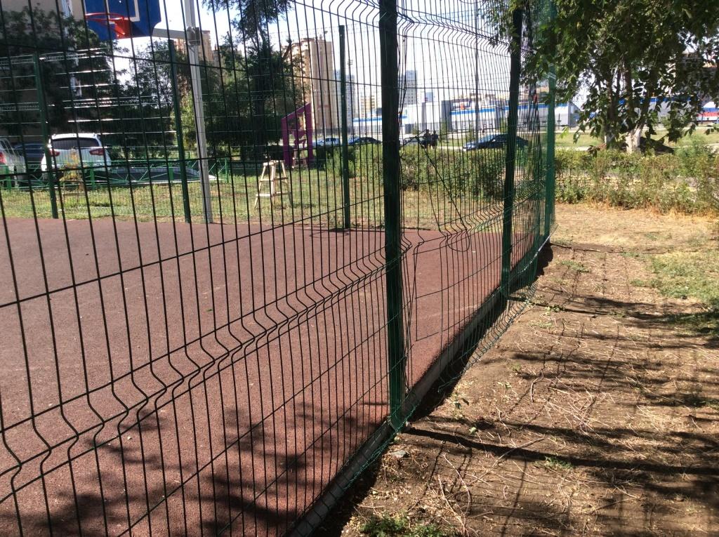 Травмоопасная спортивная площадка в Орске стала поводом для уголовного дела