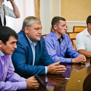 В Оренбуржье 55 миллионов рублей разделили между 23 начинающими фермерами