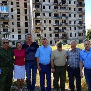 Оренбургские депутаты озвучили итоги поездки на Донбасс