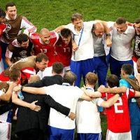 Сборная России поднялась на 49 место в рейтинге ФИФА