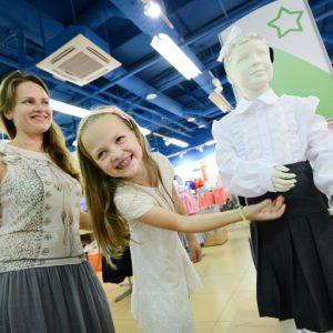 Эксперты рассказали оренбуржцам, как правильно выбрать школьную форму