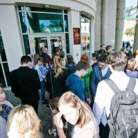 Сотни оренбуржцев пришли на кастинг фильма «Сарматы» Александра Прошкина