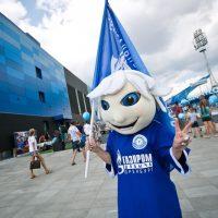 «Оренбург» открыл футбольный сезон: на праздник в Ростошах пришло более семи тысяч человек