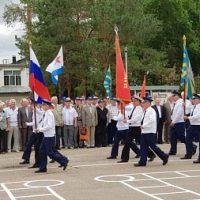Выпускники оренбургской «летки» отметили 97-летие родного училища