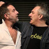 Ярмольник и Фоменко сыграют на оренбургской сцене спектакль «И снова с наступающим…»