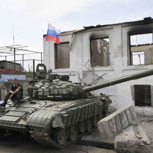 Олег Рукавицын: Обгоревшее сердце Цхинвала