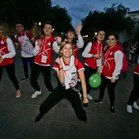 Форум «Евразия» в Оренбурге продолжился фестивалем «Street life»