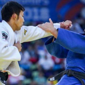 Оренбуржец Роберт Мшвидобадзе взял «серебро» чемпионата мира по дзюдо
