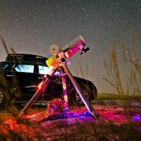Более 1500 оренбуржцев стали участниками проекта «Смотри на звезды»