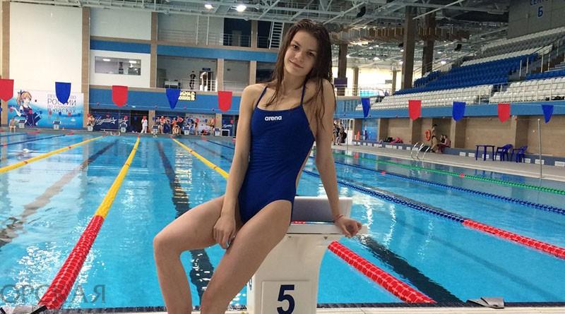 Пловчиха Яна Мартынова рассказала о победе на Чемпионате Европы