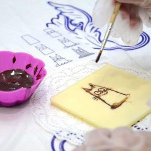Сладкое искусство: оренбуржцев научат рисовать шоколадом
